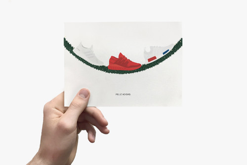0b35b5219 These Kicksmas Cards Are Perfect for the Sneakerheads in Your Life