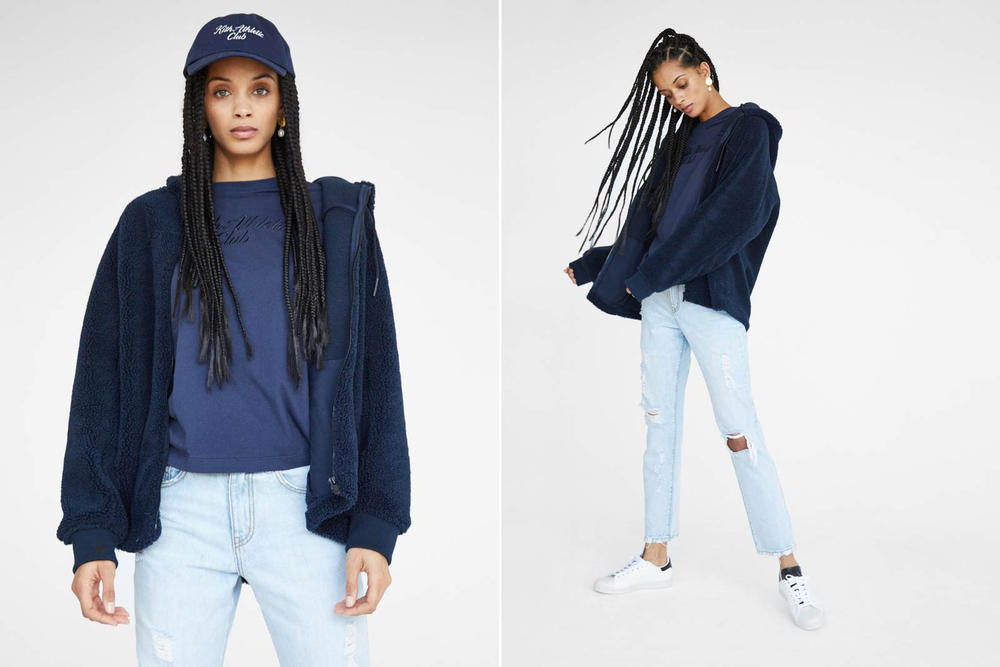 KITH Women Winter 2017 Collection Lookbook