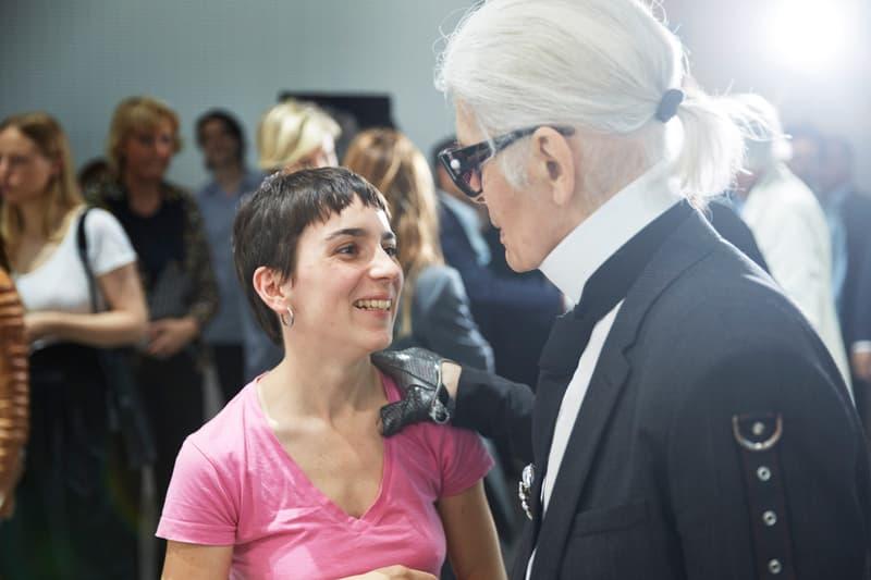 Marine Serre Karl Lagerfeld LVMH Prize Award
