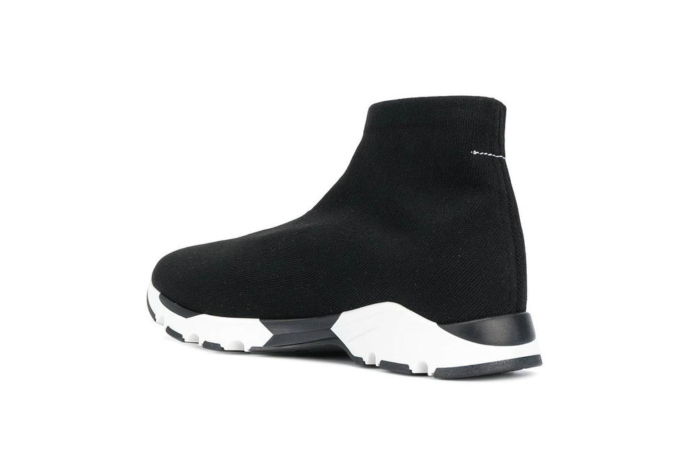 MM6 Maison Margiela Sock Runner Black