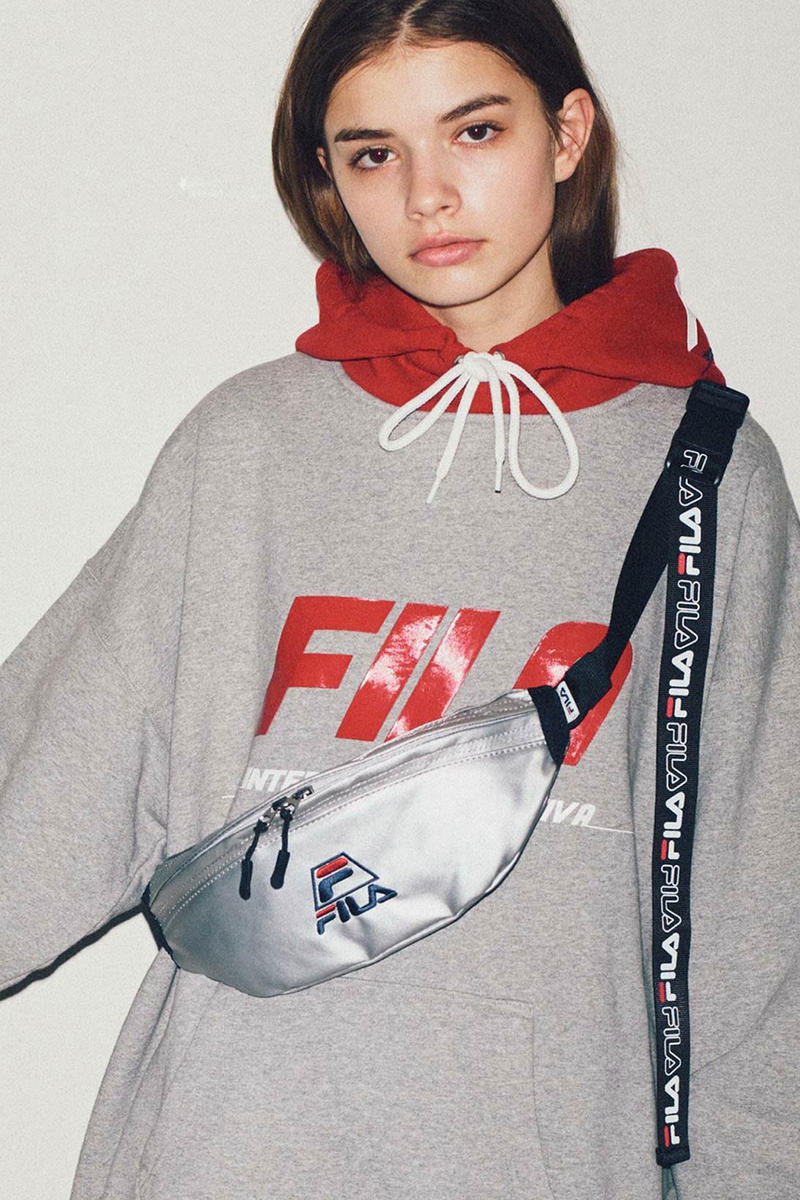 monkey time FILA Winter 2017 Collection