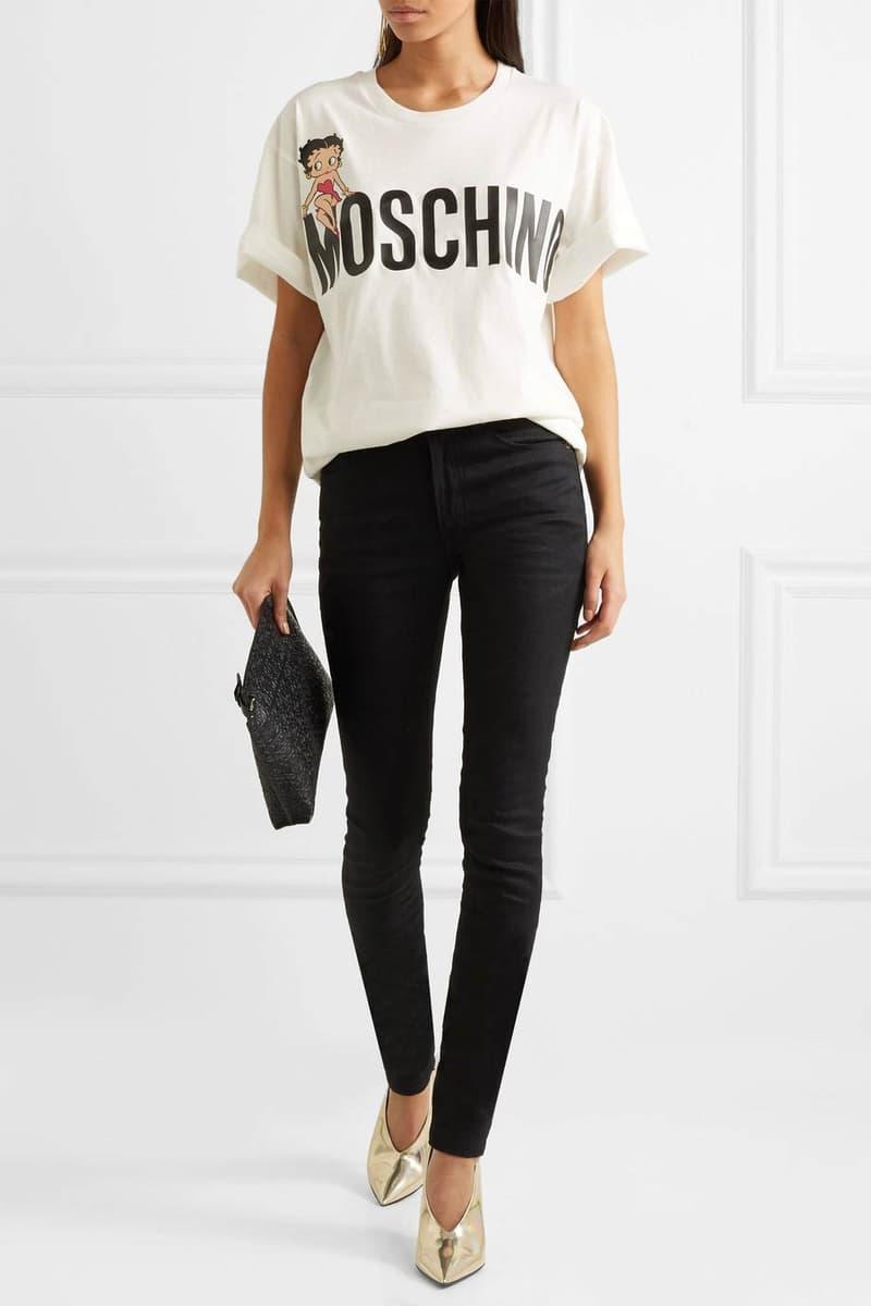 Betty Boop Moschino T-Shirt