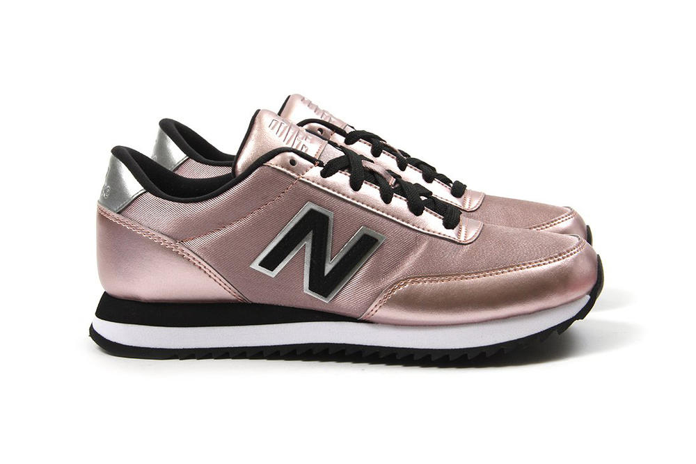 0875f9d581 New Balance Drops 501 in Metallic Rose Gold | HYPEBAE