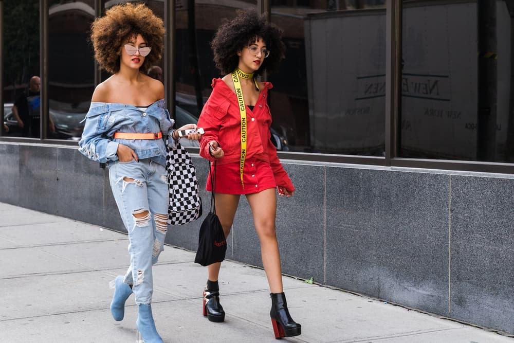 New York Fashion Week February Schedule 2018 Menswear Womenswear Shows NYFW Brands Raf Simons Calvin Klein
