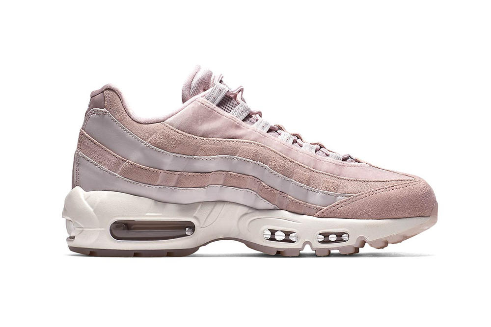 Nike Air Max 95 Deluxe Particle Pink