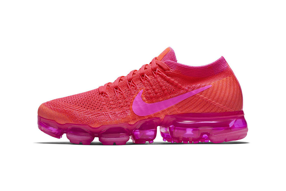 timeless design 1dc80 7968f Nike Air VaporMax in Bright Crimson/Hot Pink | HYPEBAE