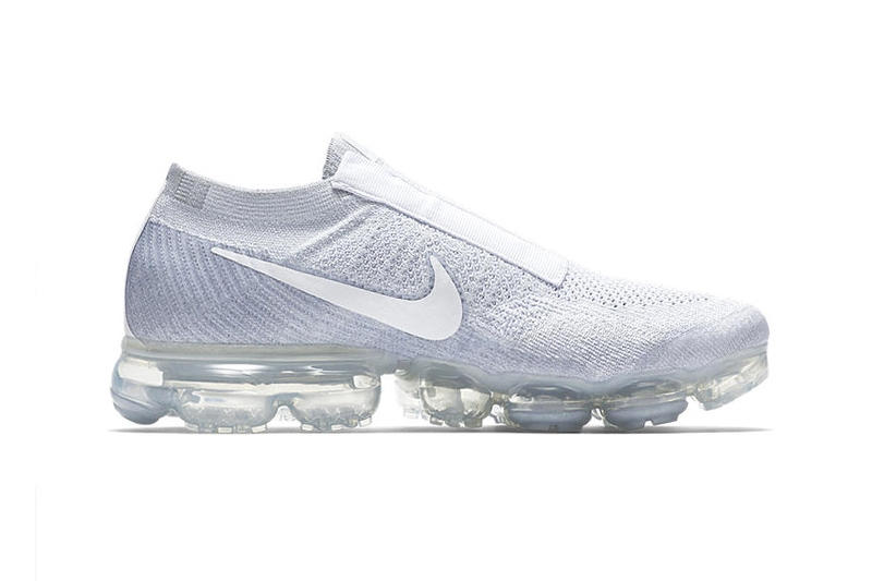 nike air vapormax white pure platinum laceless drop release date