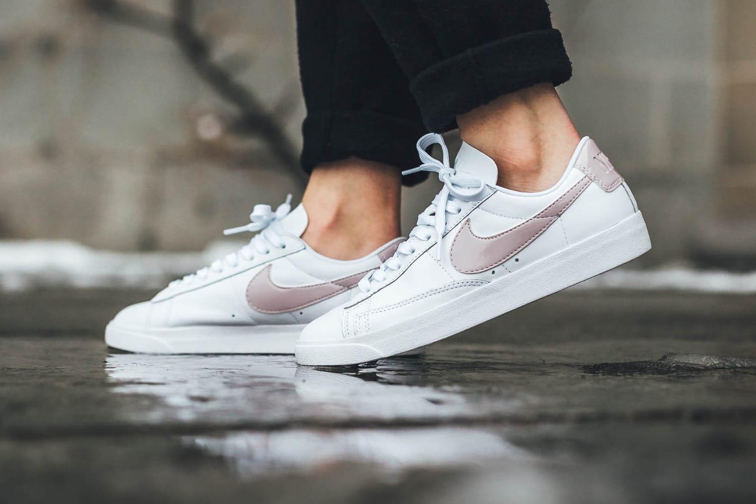 Nike Blazer Low SE Is Minimal in