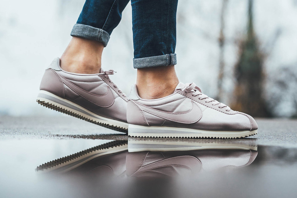 finest selection d3112 6c464 Nike s Newest Cortez Shimmers Sweetly In