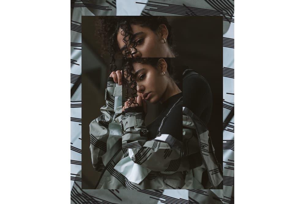NikeLab ACG Womens Collection Performance Wear Johann Schneider ACRONYM Womenswear