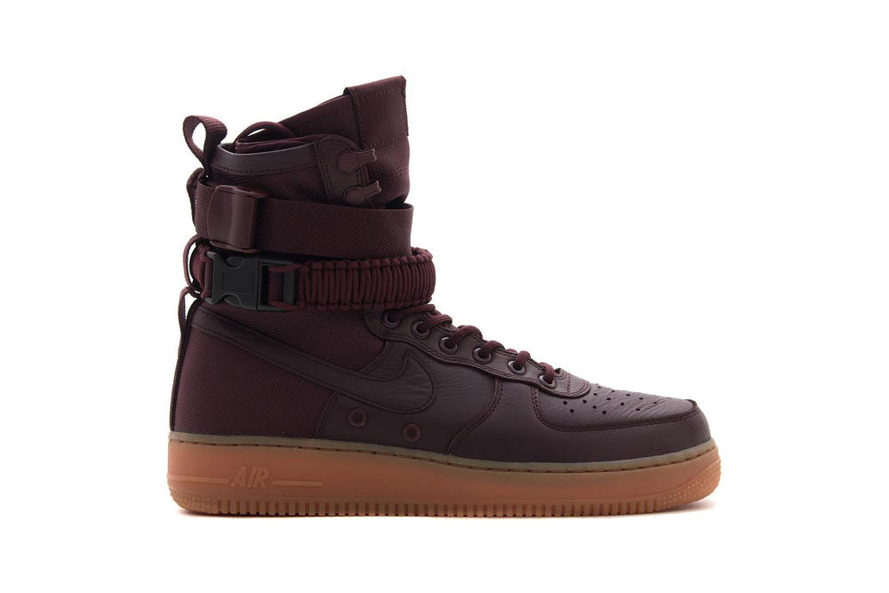 Nike Special Field Air Force 1 Deep Burgundy