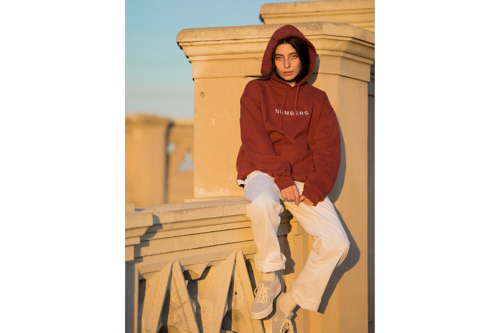 Numbers Edition 3.5 Capsule Collection Skateboard Lookbook Women