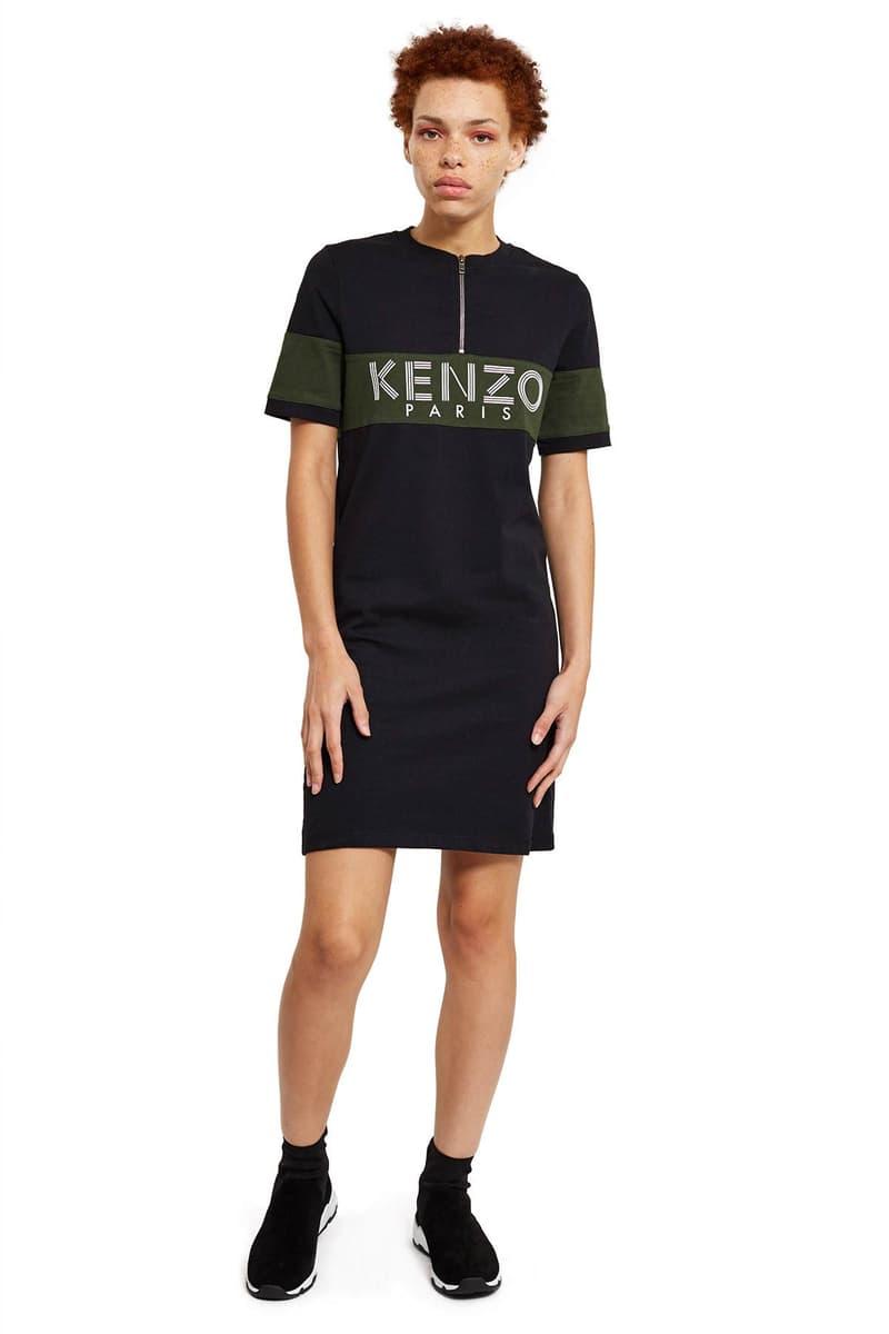 Opening Ceremony Kenzo Logo Dress