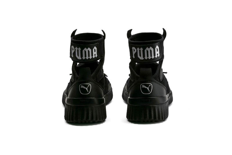 on sale 43f10 b5ec8 Shop Rihanna's New PUMA Fenty Trainer Mid | HYPEBAE