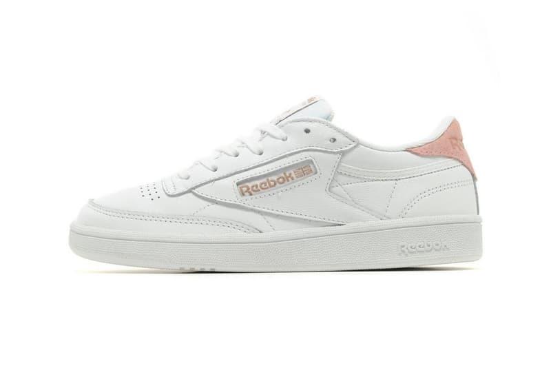 Reebok Club C 85 White Pink