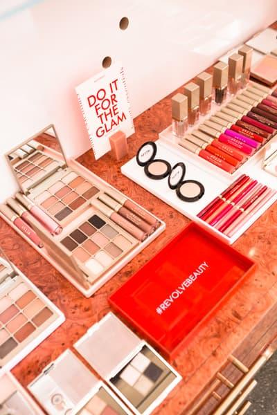 REVOLVE Beauty Pop-Up Shop Makeup Cosmetics Becca OUAI Skincare ColourPop