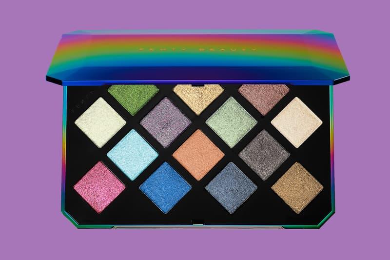 Rihanna Fenty Beauty Galaxy Eyeshadow Palette On Sale Discount Sephora