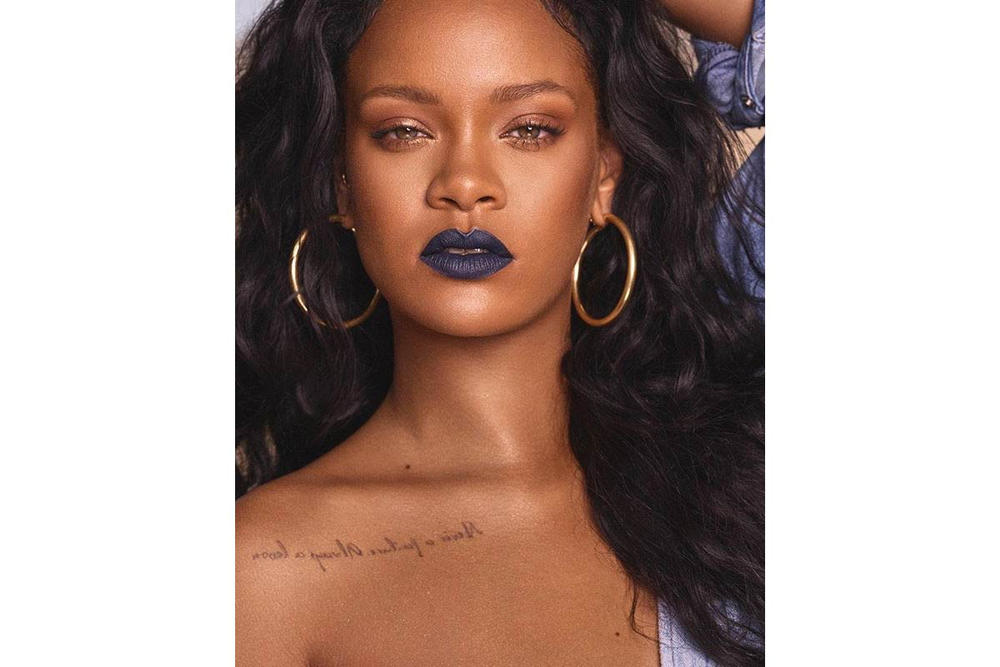 Fenty Beauty Mattemoiselle Lipstick Clapback Rihanna
