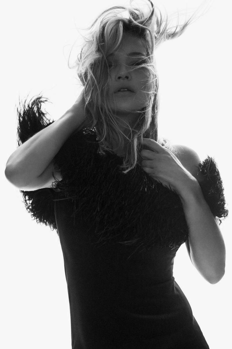 Kate Moss Saint Laurent Spring 2018 Campaign