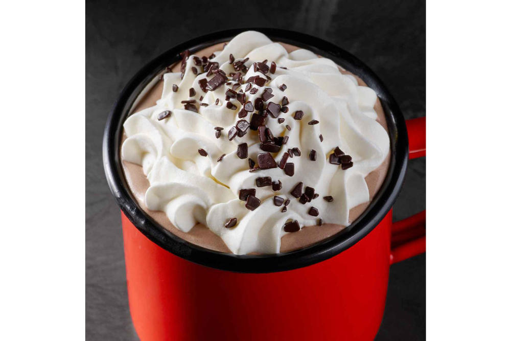 Starbucks Black and White Mocha Frappuccino Hot Cocoa Collection