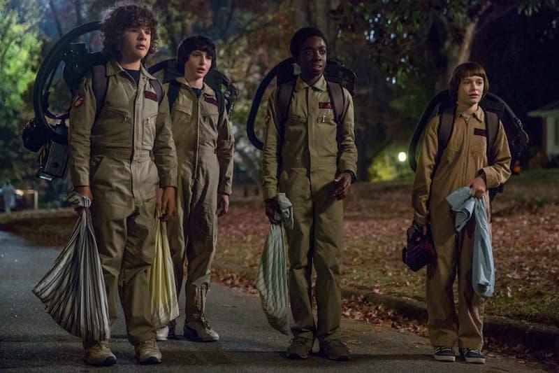 Stranger Things Season Three Netflix Millie Bobby Brown Eleven Winona Ryder Finn Wolfhard