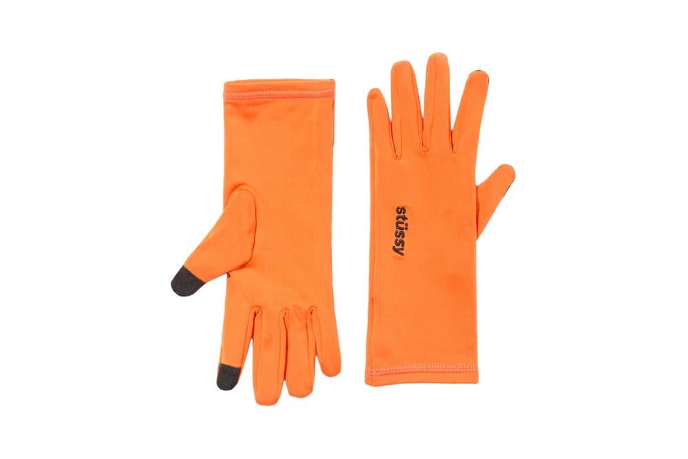 Stussy E Touch Glove Orange