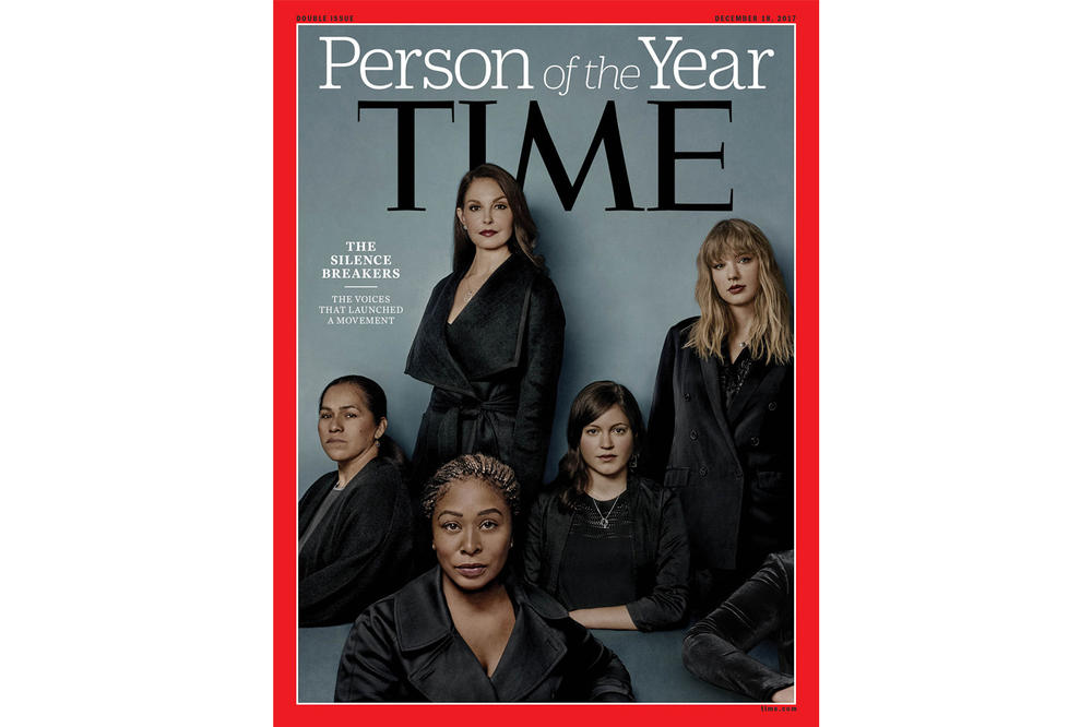 time magazine person of the year 2017 the silence breakers taylor swift ashley judd me too