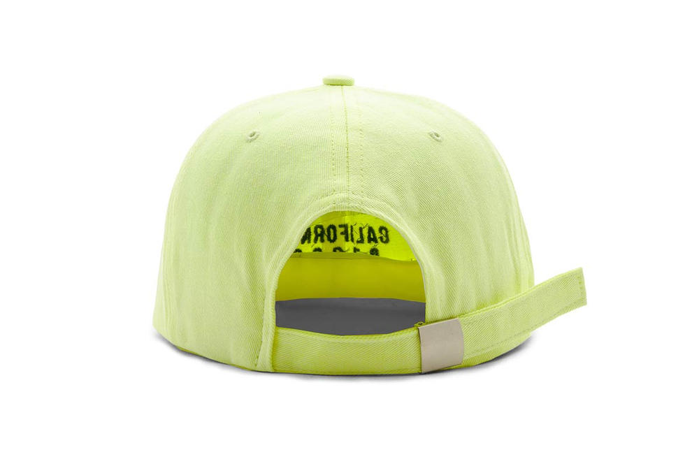 YEEZY Calabasas Hat Frozen Yellow
