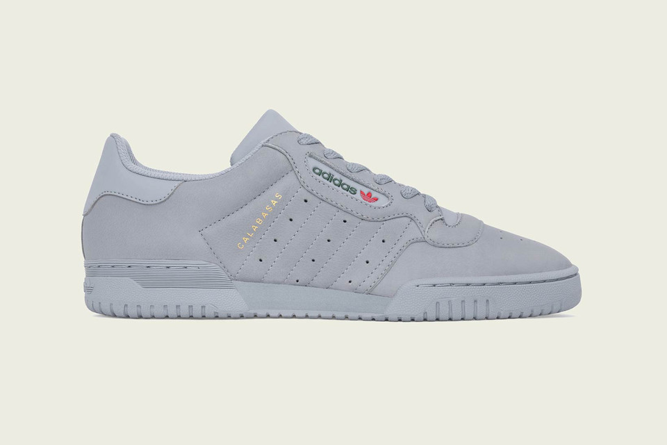 48fcccf97 YEEZY Powerphase Grey Official Store List