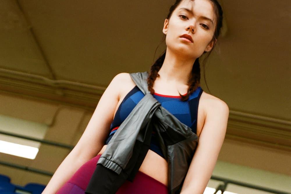 Activewear Fitspo Atheisure Sportswear Workout Gear PUMA adidas Calvin Klein HBX HBXWM Editorial LNDR P.E Nation