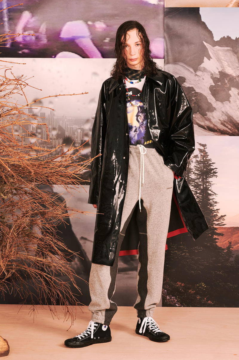 AMBUSH Fall/Winter 2018 Collection Lookbook Fashion Clothes Layering Chic Outfit