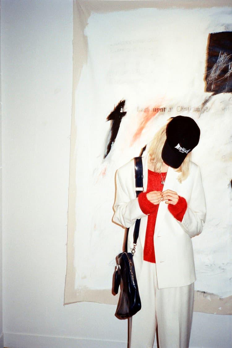 Enfants Riches Deprimes Spring Summer 2018 Lookbook Paris Retro Vintage Fashion Styling