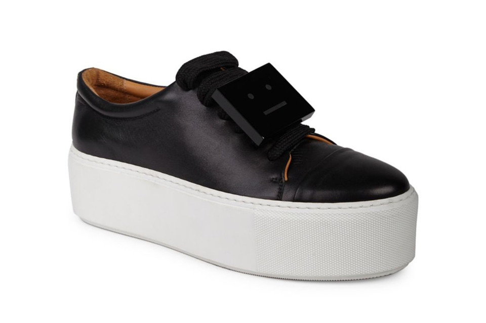 a87cc17e7ef6 Acne Studios  New Chunky Platform Sneakers Are for the Minimalists