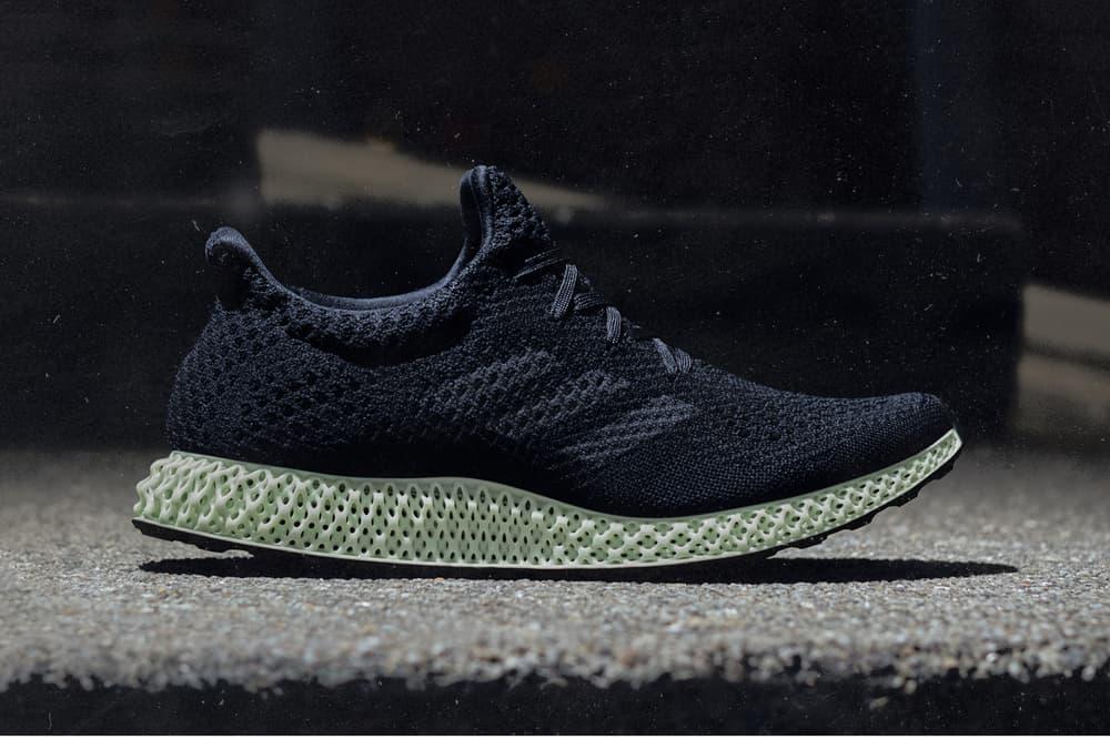 adidas Futurecraft 4D Ash Green