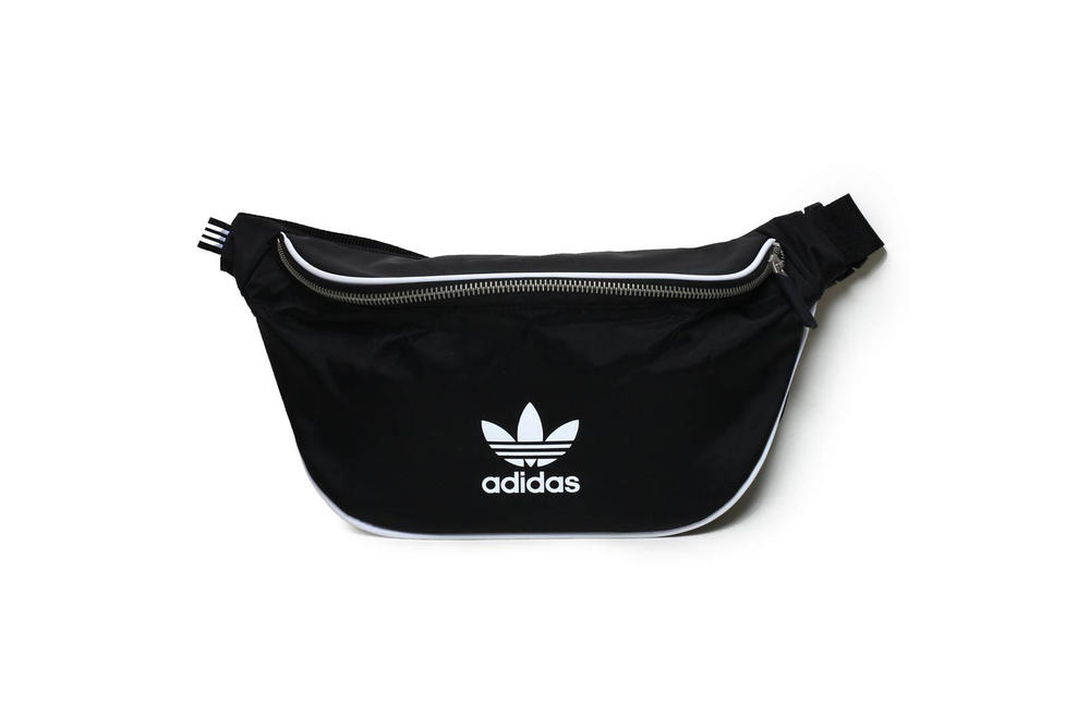 adidas adicolor Waist Bag Now Available in Red  480e272b0f368