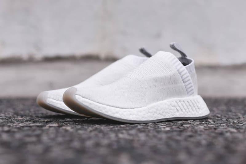 adidas Originals NMD_CS2 Primeknit Triple White