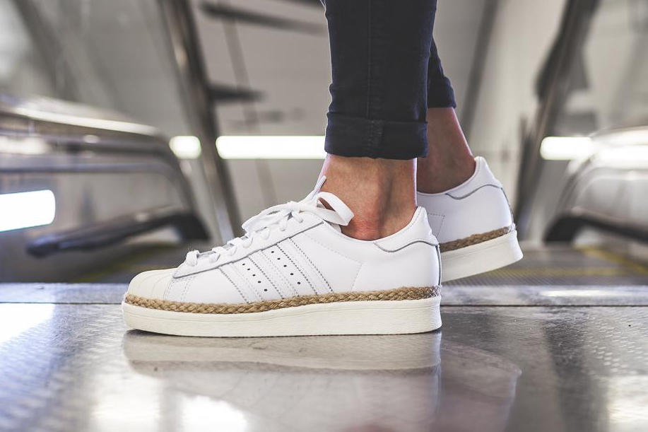 Adidas Originals Releases Superstar 80s New Bold Hypebae