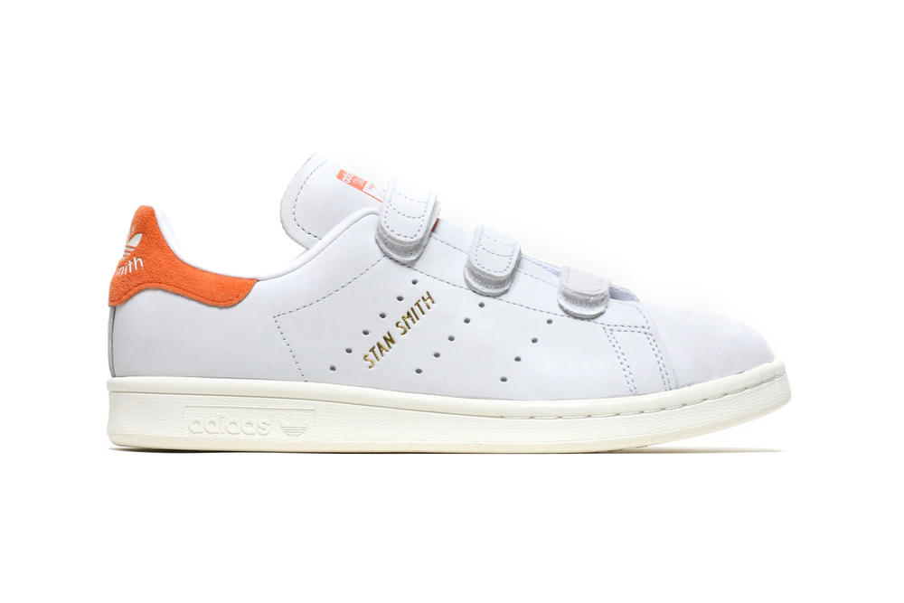 uk availability b5d42 94386 adidas Originals Stan Smith CF Crystal White