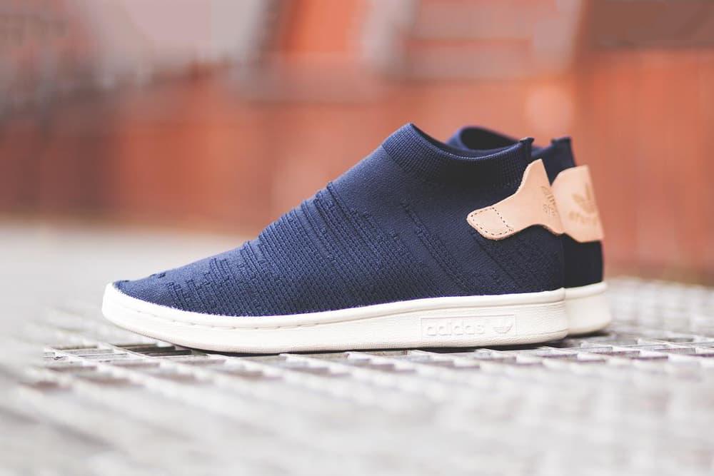 adidas Originals Stan Smith Sock Primeknit Legend Ink
