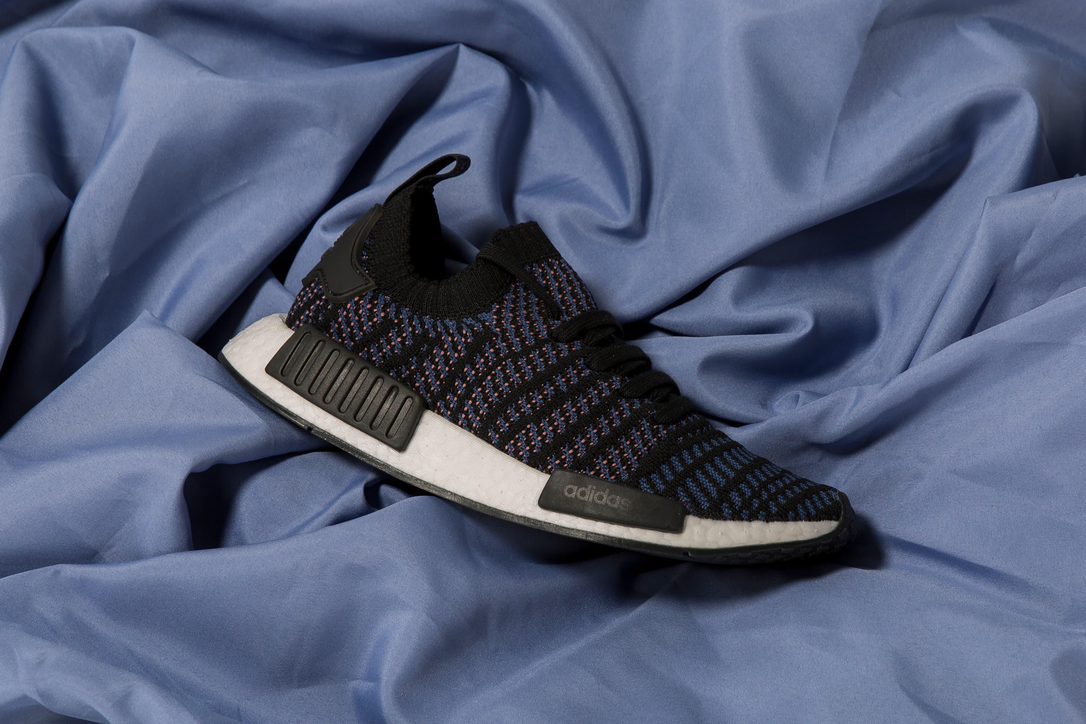 Adidas Unveils The Nmd R1 Stlt In Core Black Hypebae