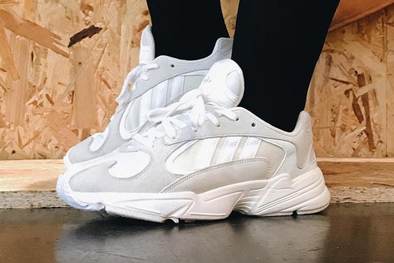 online store 83e4a f03db adidas Originals Yung 1 YEEZY-Inspired Sneaker | HYPEBAE