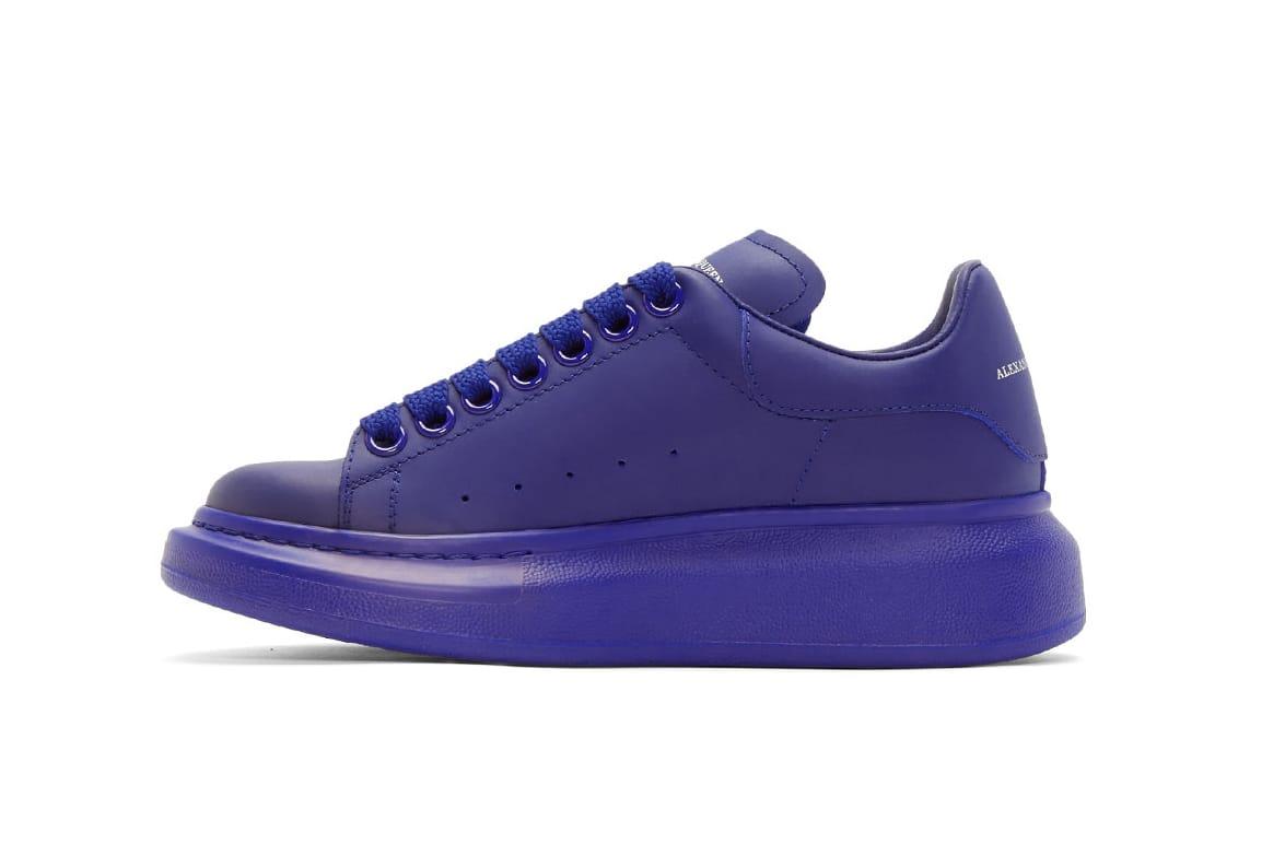 Alexander McQueen Platform Sneakers in