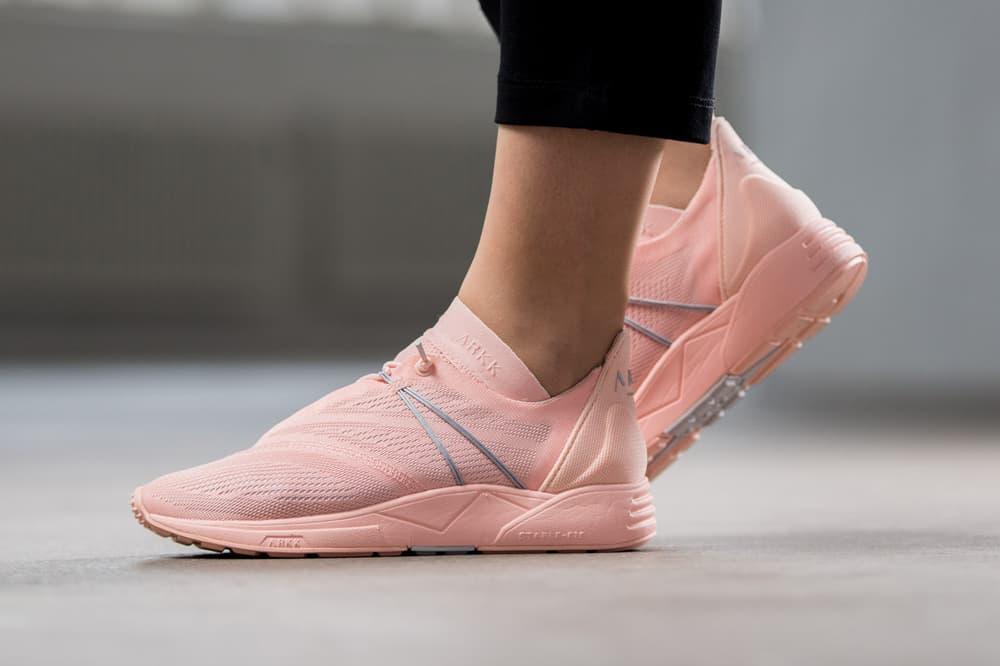 ARKK copenhagen eaglezero cm s e15 womens sneaker peach grey pink womens