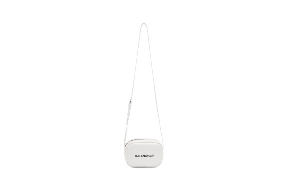Balenciaga Everyday Camera Bag White