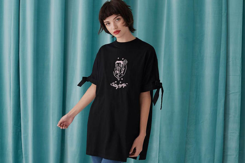 Betty Boop Lazy Oaf Winter 2018 Collection