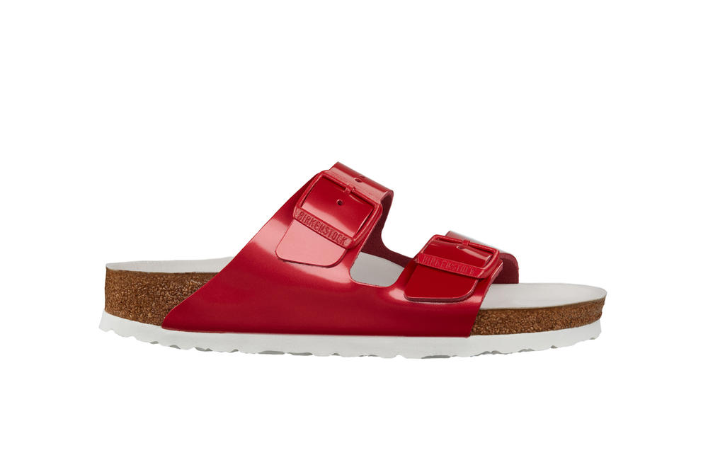 Birkenstock Limited Edition Sweetheart Capsule Collection Sandals Red Pink White Valentines Day