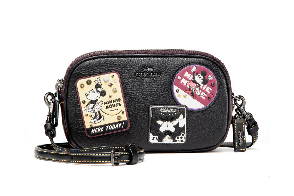 af4ffad6 Coach Minnie Mouse Limited Edition Collection | HYPEBAE