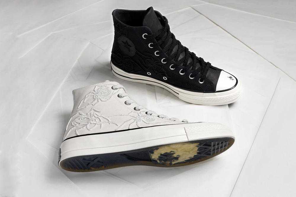 Converse x Dr. Woo Collaboration Chuck 70 Black White