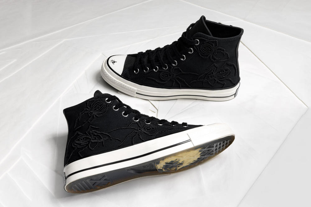 Converse x Dr. Woo Collaboration Chuck 70 Black