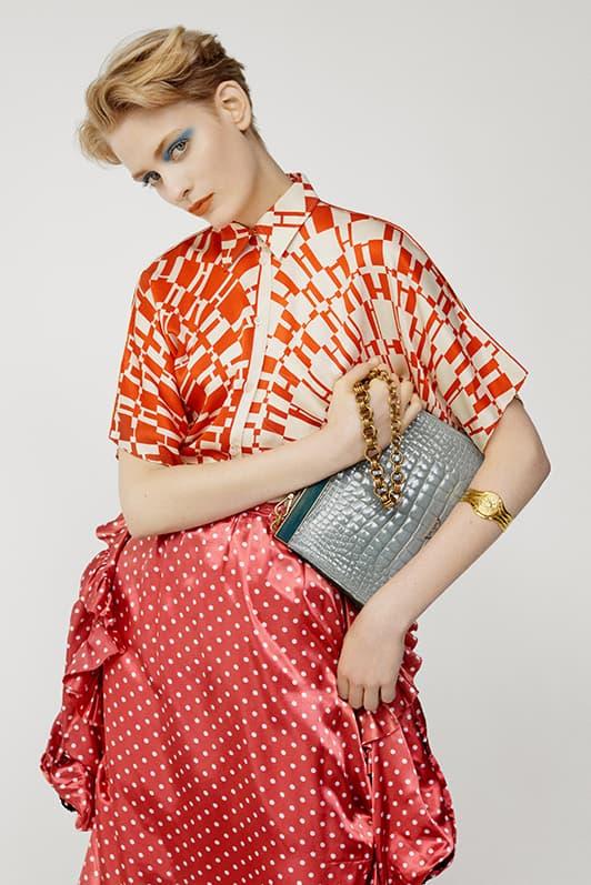 Vintage Chanel Fendi Celine Yves Saint Laurent Hermes Editorial Farfetch Second Hand Collectors Items Fashion Shop New in Unique